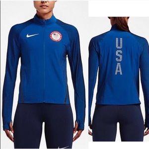 NWT Nike 2016 Olympic Team USA Full Zip Jacket M